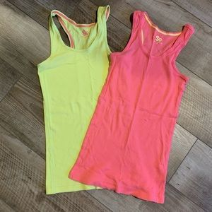 Ribbed tank top bundle